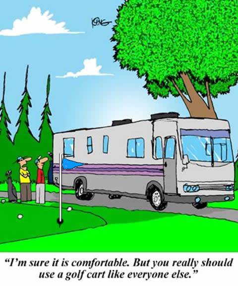 RVing Cartoon just for fun