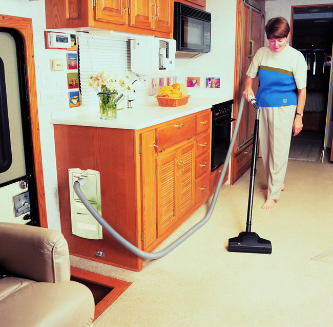 Rv Owners Are Installing Rv Central Vacuum Systems